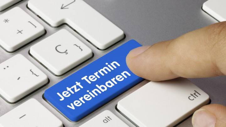 Terminanfrage online