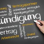 Kündigung im Arbeitsrecht: Frage & Antwort