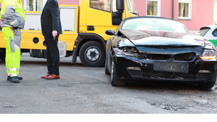 Verkehrsunfall: wie verhalte ich mich richtig?